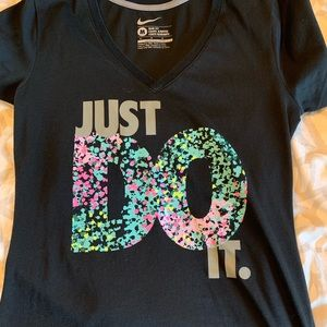 Nike Just do it shirt